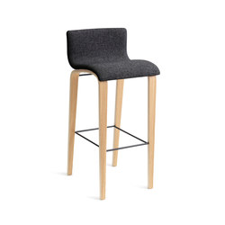 Copenhagen | bar one | Bar stools | Erik Bagger Furniture