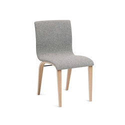 Copenhagen | chair one | Visitors chairs / Side chairs | Erik Bagger Furniture
