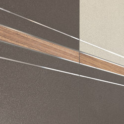 Earth Dekore | listelli wood | Holz Fliesen | Casalgrande Padana