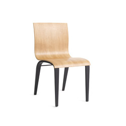 Copenhagen | chair three | Sillas para cantinas | Erik Bagger Furniture