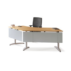 Caldo | Executive desks | PALMBERG