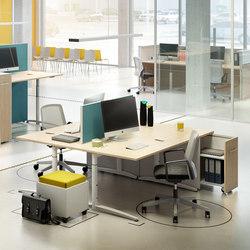 Caldo | Executive desks | PALMBERG