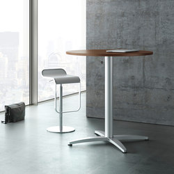 Caldo | Standing meeting tables | PALMBERG