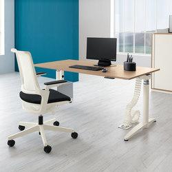 Caldo | Individual desks | PALMBERG