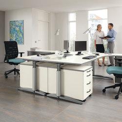 Caldo | Desking systems | PALMBERG
