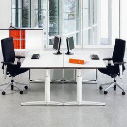 Caldo | Systèmes de tables de bureau | PALMBERG