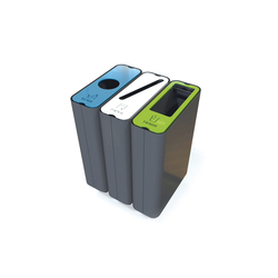 Radius Recycle Bin | Plant holders / Plant stands | Green Furniture Concept