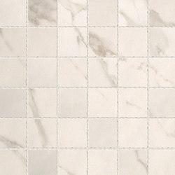 Roma Calacatta Macromosaico | Mosaics | Fap Ceramiche