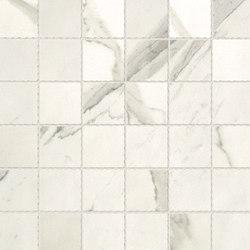 Roma Statuario Macromosaico | Ceramic mosaics | Fap Ceramiche