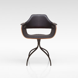 Showtime Act II Chair | Sièges visiteurs / d'appoint | BD Barcelona