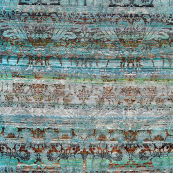 Kundan Pure Silk Baroque 2 | Formatteppiche / Designerteppiche | Zollanvari