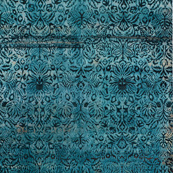 Kundan Pure Silk Floral | Formatteppiche / Designerteppiche | Zollanvari