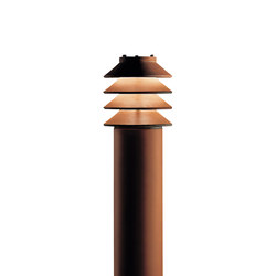 Bysted Bollard | Bollard lights | Louis Poulsen
