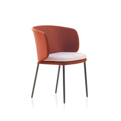 Senso Chairs Dining armchair 3D Mesh | Visitors chairs / Side chairs | Expormim