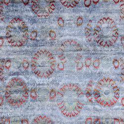 Kundan Diffusion Koti Silk Kaitag | Alfombras / Alfombras de diseño | Zollanvari