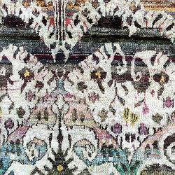 Kundan Diffusion Koti Silk Ikat Runner | Alfombras / Alfombras de diseño | Zollanvari