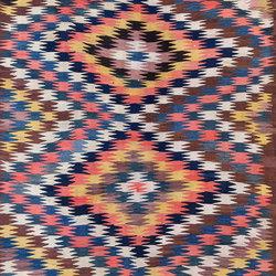 Flatweaves Heritage Ghashgha'i Gelim | Formatteppiche / Designerteppiche | Zollanvari