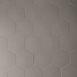 Phenomenon hexagon mud | Mosaïques céramique | Ceramiche Mutina