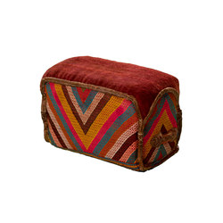 Flatweaves Heritage Small Mafrash Chest | Storage boxes | Zollanvari