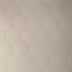 Phenomenon hexagon grey | Mosaïques céramique | Ceramiche Mutina