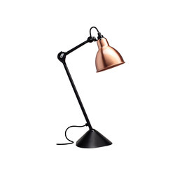 LAMPE GRAS - N°205 copper | General lighting | DCW éditions