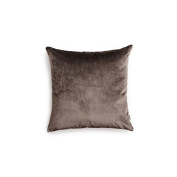 Velvet Cushion Grey | Cuscini | NEW WORKS