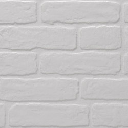 Wall Brick white | Ceramic tiles | KERABEN