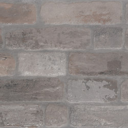 Wall Brick old smoke | Carrelage | KERABEN