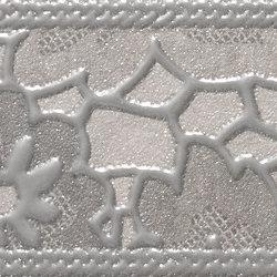 Uptown listelo art silver | Wandfliesen | KERABEN