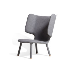 Tembo Lounge Chair Main Line Plus | Poltrone lounge | NEW WORKS