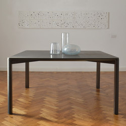 Gregorio Table | black | Tables de repas | mg12