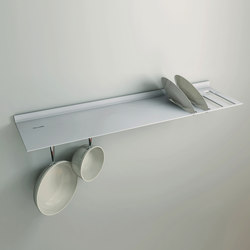 Plate shelf | Regale | Strackk