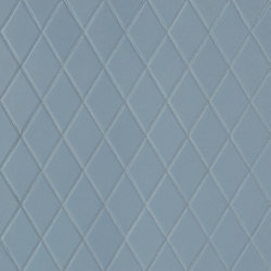Rombini losange blue | Mosaicos | Ceramiche Mutina