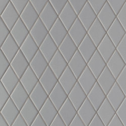 Rombini losange grey | Mosaicos | Ceramiche Mutina