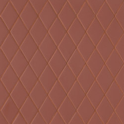Rombini losange red | Mosaici ceramica | Ceramiche Mutina
