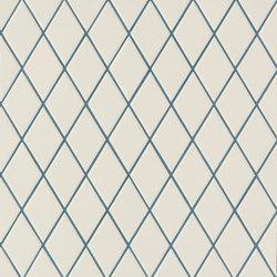 Rombini losange white blue | Keramik Mosaike | Ceramiche Mutina