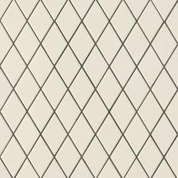 Rombini losange white green | Mosaicos | Ceramiche Mutina