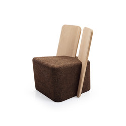 Cut Lounge Chair | Chairs | Blackcork