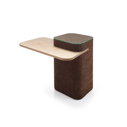 Cut Side Table | Tavolini d'appoggio / Laterali | Blackcork