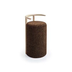 Omega High Stool 6 | Taburetes de bar | Blackcork