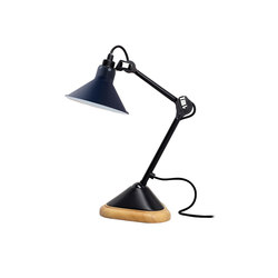 LAMPE GRAS - N°207 blue | Table lights | DCW éditions
