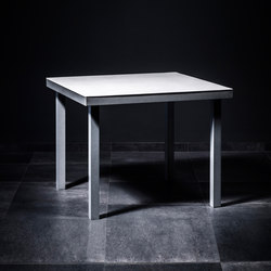 XTREME Table | Mesas de comedor de jardín | BOXMARK Leather GmbH & Co KG