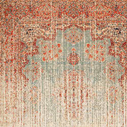 Erased Heritage | Kirman Robson Vendetta | Rugs | Jan Kath
