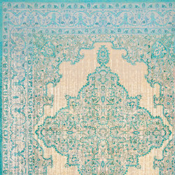 Erased Heritage | Tabriz Fashion Double Vendetta | Rugs / Designer rugs | Jan Kath