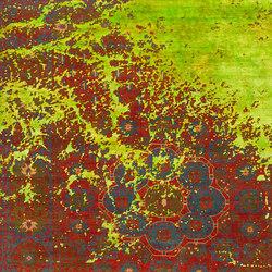 Erased Heritage | Mamluk Kensington Raved | Formatteppiche | Jan Kath