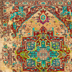 Erased Heritage | Serapi Westminster Fire | Rugs | Jan Kath