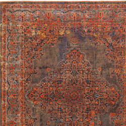 Erased Heritage | Tabriz Fashion Artwork 8 | Rugs / Designer rugs | Jan Kath