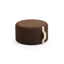 Omega Stool 7 | Pouf | Blackcork