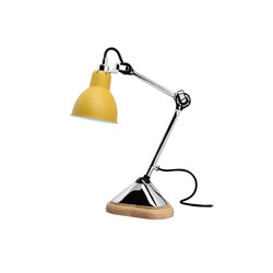LAMPE GRAS - N°207 yellow | Table lights | DCW éditions
