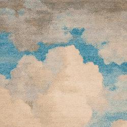 Heiter bis bewölkt | Cloud 1 | Formatteppiche / Designerteppiche | Jan Kath